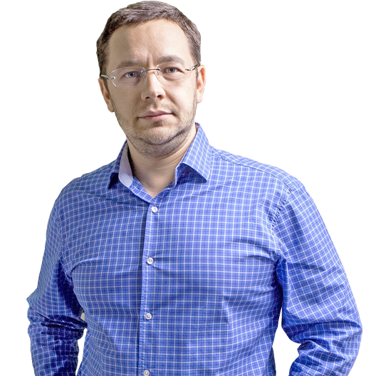 Владислав Чечоткін, засновник Rozetka