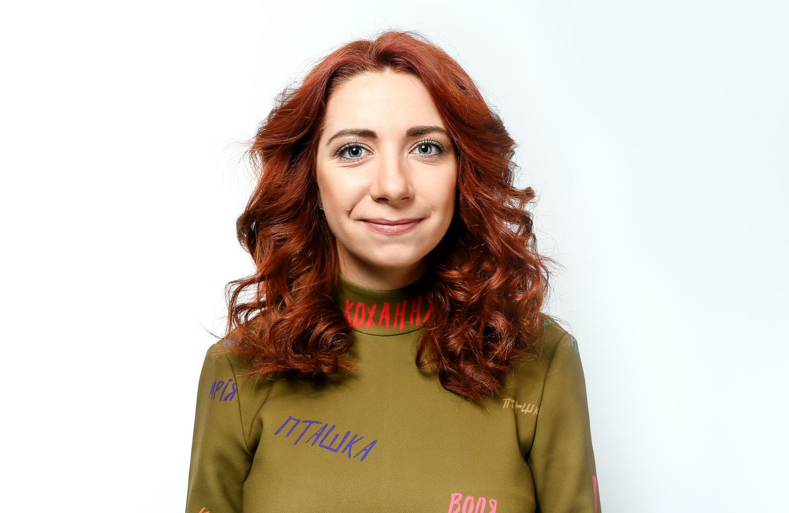 Maria Artemenko: PR specialist promotes charitable giving in Ukraine